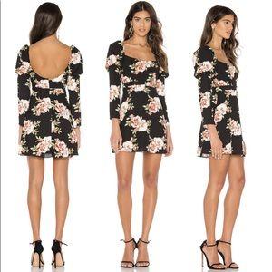 NWT Revolve Likely Tara Dress in Black Multi 6